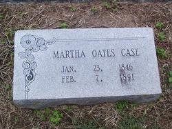 Martha Texana <i>Oates</i> Case