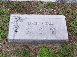 Sarah Frances Fannie Case