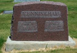 Mary Agnes <i>Adams</i> Cunningham