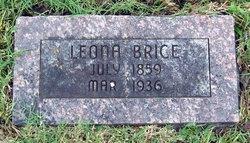 Leona <i>Wood</i> Brice