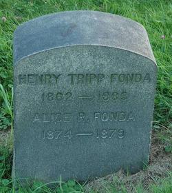 Alice R. Fonda