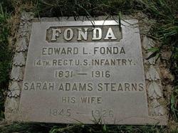 Edward Leonard Fonda