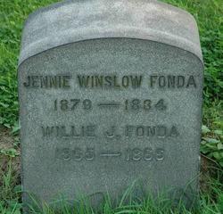 Jennie Winslow Fonda