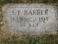 S P Barber