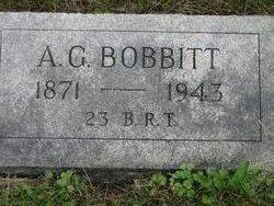 A G Bobbitt