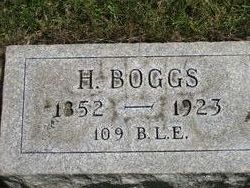 H. Boggs