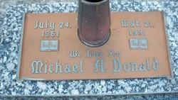 Michael Anthony Donald