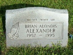 Brian Alondis Alexander