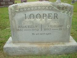 Julia Ellen <i>Carey</i> Looper