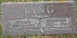 Blanche <i>Herwick</i> King