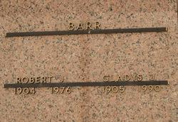 Gladys Julia <i>Bender</i> Barr
