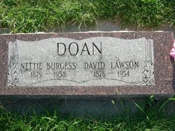 Nettie Burgess <i>Hunt</i> Doan
