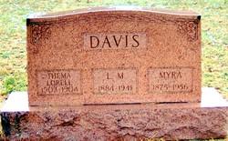 Thelma Lorell Davis
