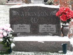 Verna <i>Hidy</i> Atkinson