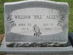 William Bill Allen