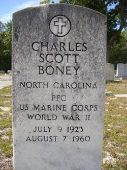 Charles Scott Boney