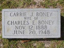 Carrie Jane Boney