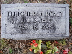 Fletcher O Boney