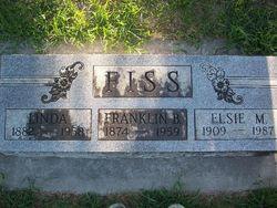 Elsie Marie <i>Phelps</i> Fiss