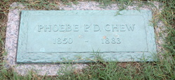 Phoebe Pemberton <i>Dulaney</i> Chew