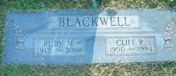 Ruby Mae <i>Davis</i> Blackwell
