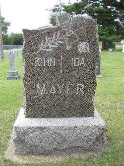 Ida <i>Fietsam</i> Mayer