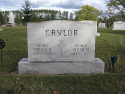 Donald Kenton Caylor