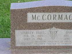 Shirley Ann <i>Thiele</i> McCormack