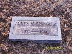 Agnes M Spangler