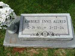 Kimberly <i>Ennis</i> Allred