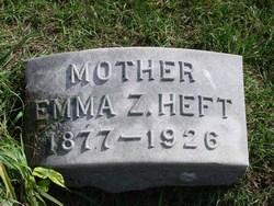 Emma Z. Heft