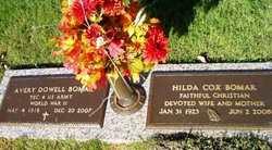 Hilda <i>Cox</i> Bomar