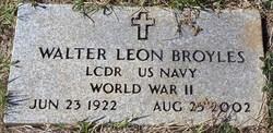 LCDR Walter Leon Ike Broyles