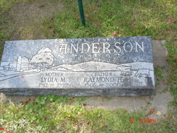 Lydia M. Anderson