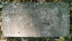 Mary Cornelia May <i>Crandall</i> Babcock