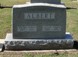 Walter Edwin Albert