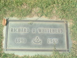 Richard Devereoux Whitehead, Jr
