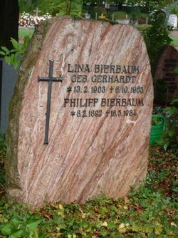 Lina <i>Gerhardt</i> Bierbaum
