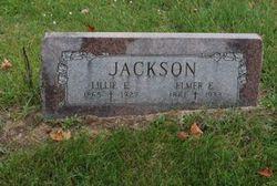Elmer E Jackson
