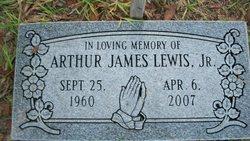 Arthur James Gandy Lewis, Jr