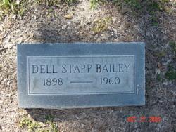 Dell <i>Stapp</i> Bailey