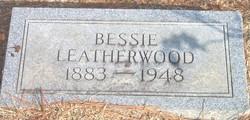 Bessie Leatherwood