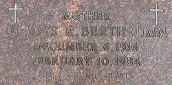 Gladys R. <i>Royse</i> Berthaumm
