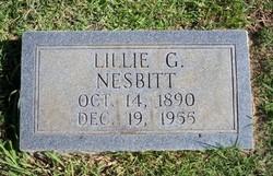 Lillie <i>Grantham</i> Nesbitt