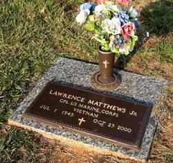 Lawrence Matthews, Jr