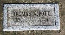 Thomas Abbott