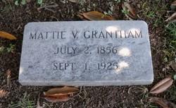Martha Virginia <i>Reeves</i> Grantham
