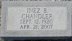 Lottie Inez <i>Buffington</i> Chandler