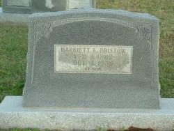 Harriett L Bristow
