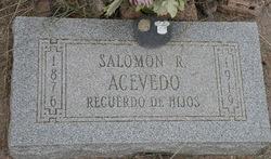 Salomon R. Acevedo